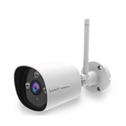 Videocamera IP da esterno ad alta risoluzione
